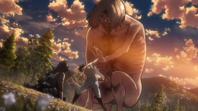 eren-triggers-the-coordinate-punching-the-outstretched-hand-of-the-smiling-titan